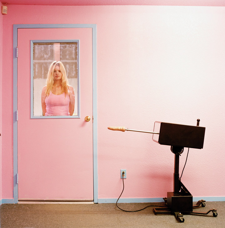 Timothy Archibald- photos of homemade sex machines in america
