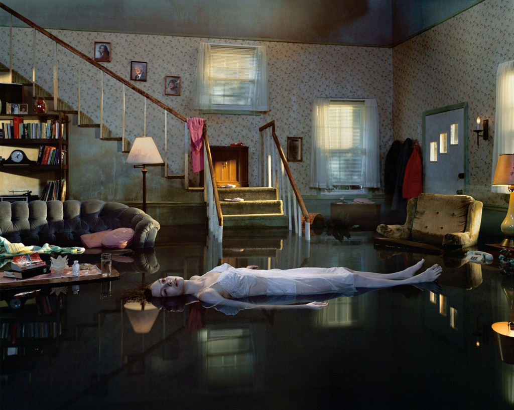 Gregory Crewdson photographer – Research