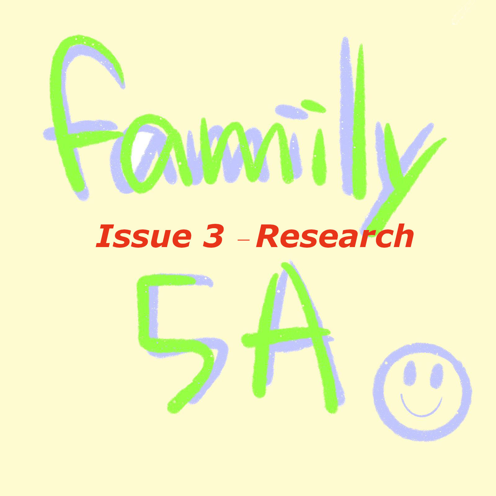 family 5A- Issue 3